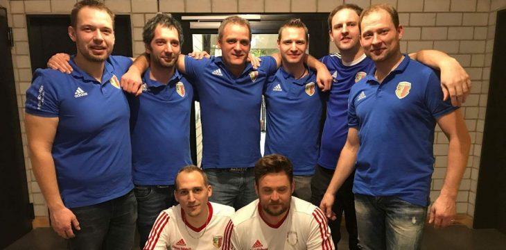 Kickerclub Deggendorf 1 zum vierten Mal in Folge Bayrischer Meister