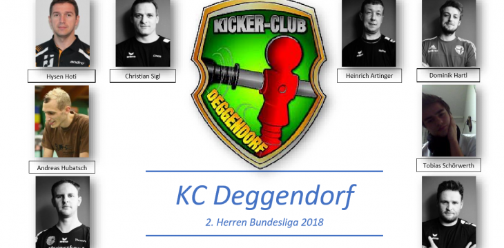 Interview mit KC Deggendorf