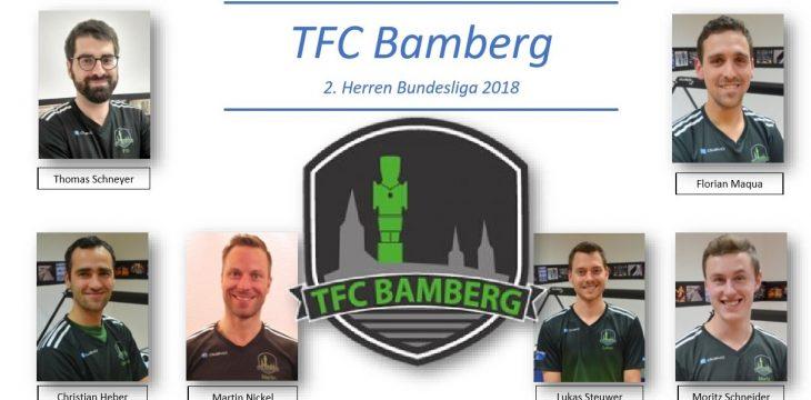 Interview mit den Herren vom TFC Bamberg