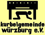 Logo Kurbelgemeinde Würzburg e.V. 2