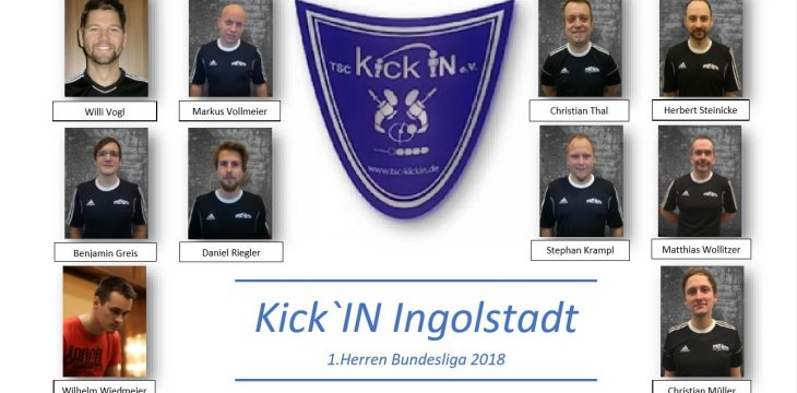 Interview mit KICK`IN Ingolstadt