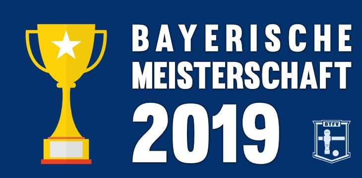 Rückblick auf die Bayerische Meisterschaft